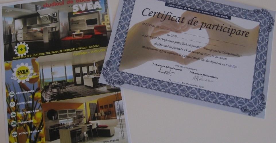 Diplome personalizate